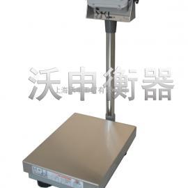 全不锈钢台秤,上海不锈钢电子秤
