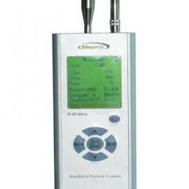 深圳赛纳威CW-HPC300手持式激光尘埃粒子计数器