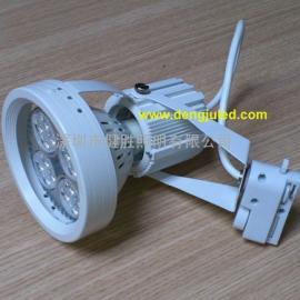 白色25WLEDPAR30射灯