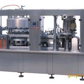自动灌装封口机组(含气)JQ4B250A