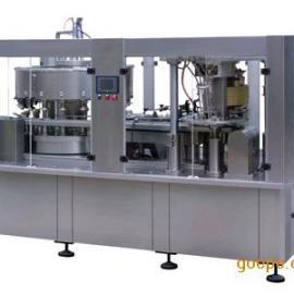 自动灌装封口机组(不含气)JQ4B250