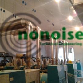 柴油发电机组噪声治理,发电机组噪声治理
