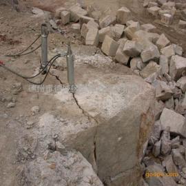劈石机开石机开山机岩石劈裂器