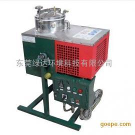 东莞寮步洗网水回收机