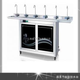 直饮水机|集团学校专用机型|不锈钢材质三级过滤温热水6KW
