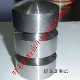 不锈钢标高基准点高程点测量标志
