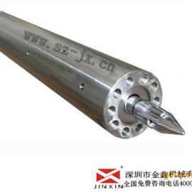 注塑机螺杆料筒,注塑机料筒,金鑫专业挤出机螺杆供应商