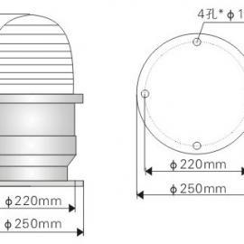 GZ-6型低光强航空障碍灯