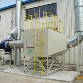 塑胶厂活性炭纤维有机废气净化器