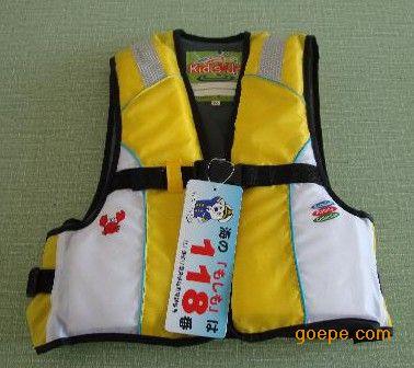 儿童运动救生衣;; 儿童救生衣3;
