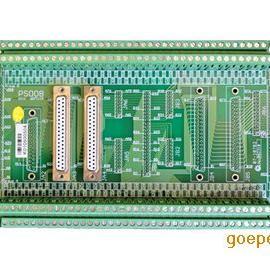 74路通用型接线端子板,可配接PCI总线和ISA总线