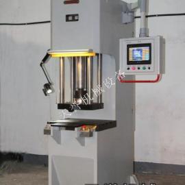 TY502:力位移液压机 数控液压机 数显液压机