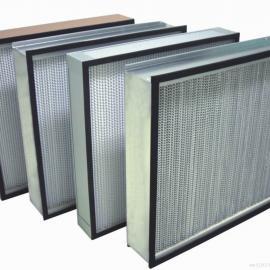 空气过滤器 初中高效空气过滤器 高效无菌空气过滤器
