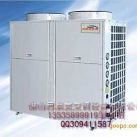 北方集中供暖设备,低温空气能热泵供暖