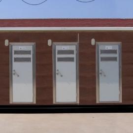 泡沫封堵厕所,环保厕所
