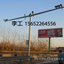 北京八角监控杆厂家,宇信八角监控杆