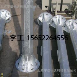 COOVEE北京非标立杆,八角光缆干,变径监控杆