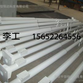 JT北京4米小区监控杆,八角小区监控杆定做