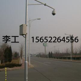 北京道路变径监控立杆,海淀监控杆厂