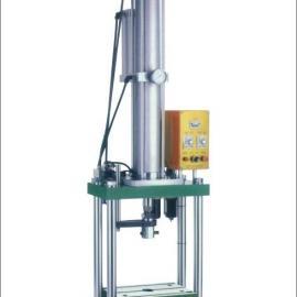 四柱增压机 气液增压机 台式增压机