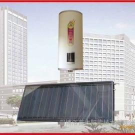 诚招威海分体太阳能热水器代理--威海分体式太阳能热水器工程