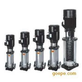 CDL、GDL立式不锈钢多级管道泵、补水泵、生活给水泵