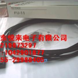 基恩士FU-11光纤传感器