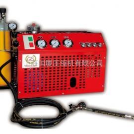 33MPA30MPA 200L/min消防用空气压缩机