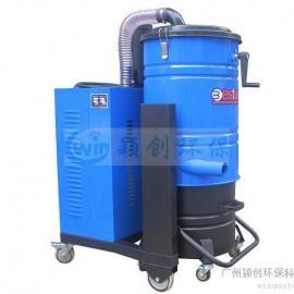 北京磨床工业吸尘器,金属切削机床工业吸尘器