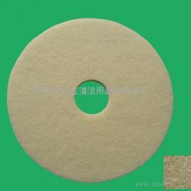 3800黄色纳米抛光垫 蝴蝶牌3500灰色兽毛垫 17寸百洁垫