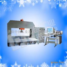 铸铁井盖压力测试设备、树脂复合井盖抗压强度检测仪器