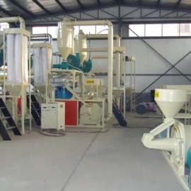 pvc颗粒磨粉机//中性聚氯磨粉机