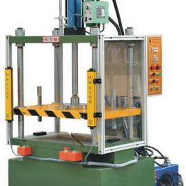 马达硅钢片整平油压机|电机定子整形压装机