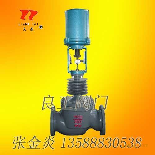 ZAZPE-16K电子式电动流量调节阀
