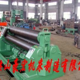 广东电动卷板机价格�M广州三辊卷板机厂家