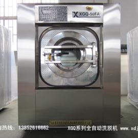 山西煤矿用工作服大型洗衣机|矿场自动水洗机