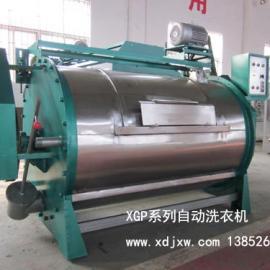 卧式工业工作服清洗机|水洗厂大型水洗机