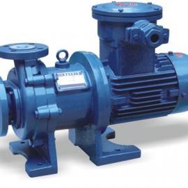 【CQB50-40-125F耐酸碱衬氟磁力泵】