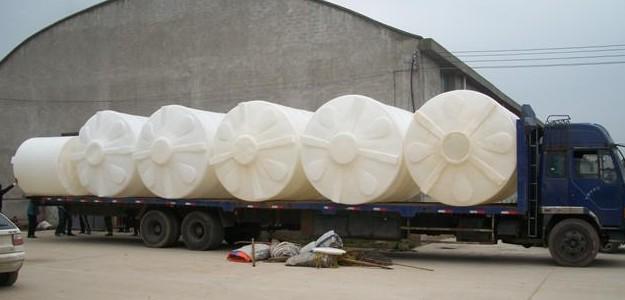 20吨食品塑料水塔