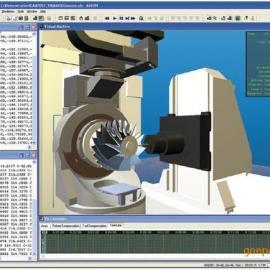 ICAM 航空数控模拟仿真系统