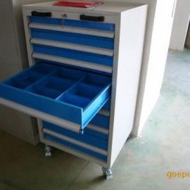 专业生产机床工具车,温州移动工具车,湛江五抽工具车