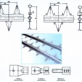 静电除尘RS芒刺线-电除尘阴极线
