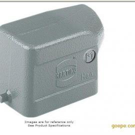 供应德国harting光纤插座插头 哈丁重载连接器