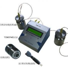 374高精度重锤式表面电阻测试仪