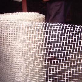 工地网格布-纤维网格布-外墙保温铁丝网【一诺丝网厂】
