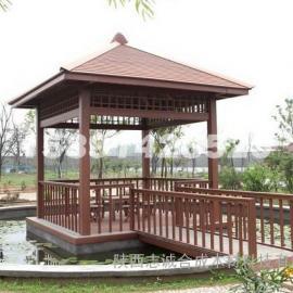 甘肃塑木花架|新疆木塑廊架|宁夏花架厂家|山西四川凉亭