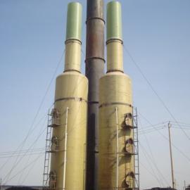 河间玻璃钢净化塔吸收塔找沧州恒业兴科定做