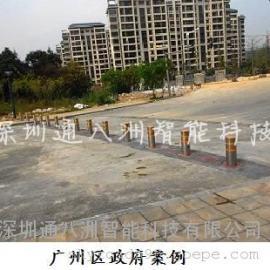 浙江广东云南福建台湾 电动升降柱液压路障