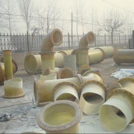玻璃钢管件配件找河北黄骅恒业兴科定做