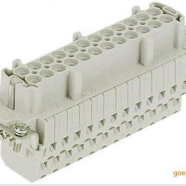 供应哈丁(HARTING)航空插座 工业连接器 哈丁插头